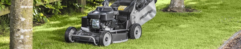 Virtue 4 Wheeled Rotary Mowers