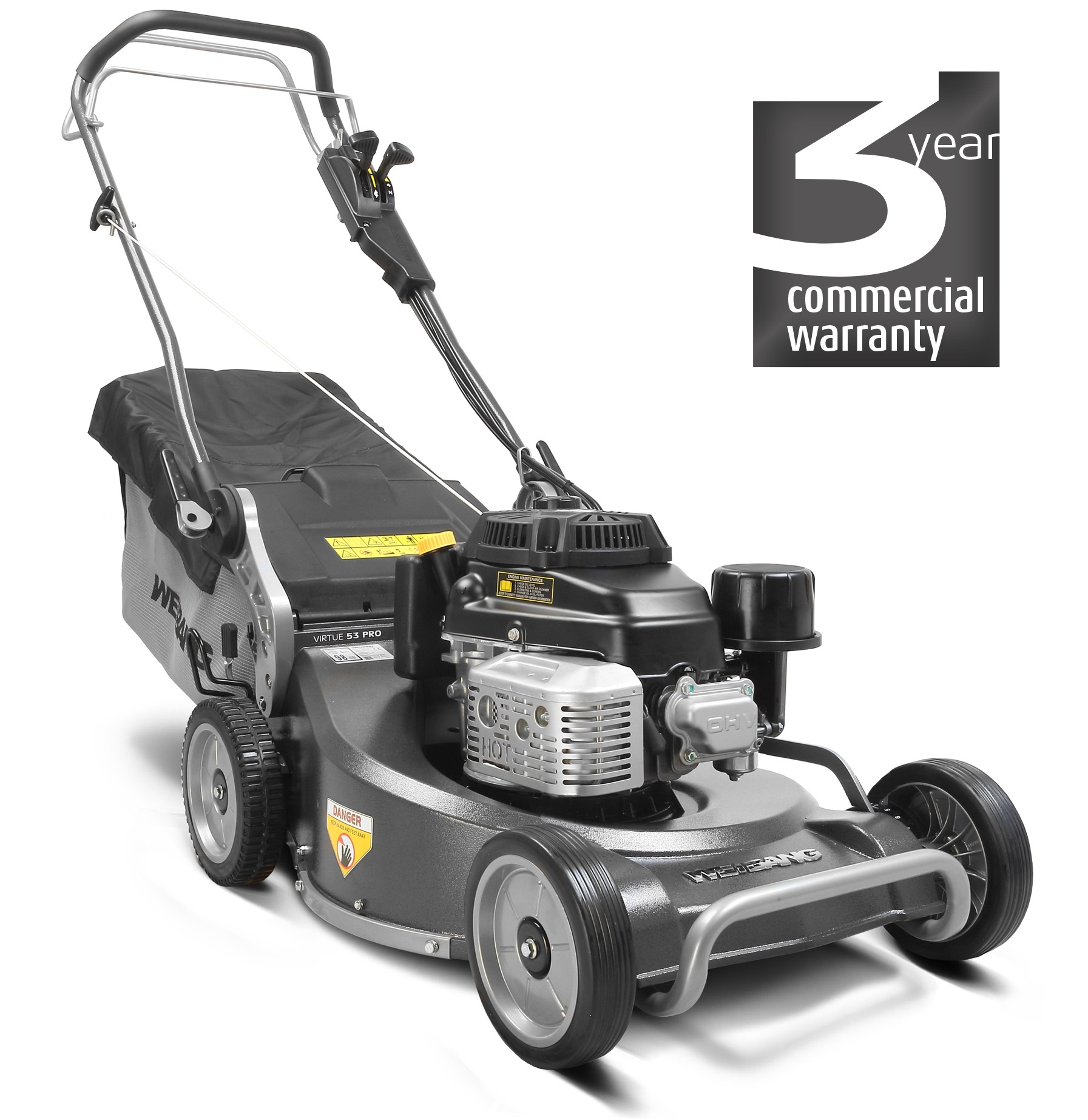 Weibang Virtue 53 PRO Professional Lawn Mower