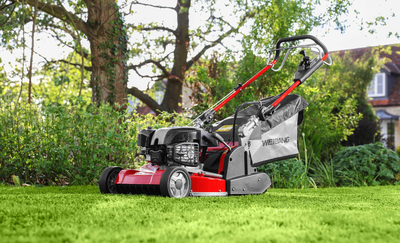Weibang Rear Roller Lawn Mower